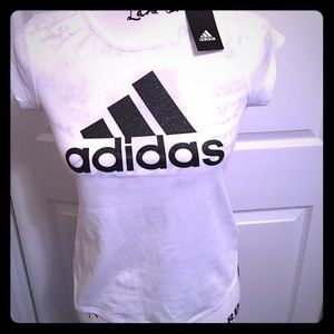 adidas Tops - ( Junior) Girl's Adidas Tee